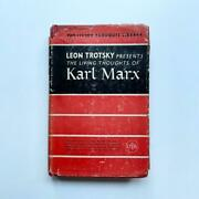 The Living Thoughts Of Karl Marx Leon Trotsky Antiquarian Collectible Rare Book
