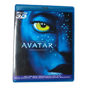 Avatar Blu-ray 3d Promotional Disc
