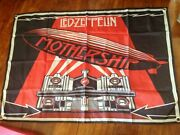 Led Zeppelin Mothership Tapestry 23x 35 Inches
