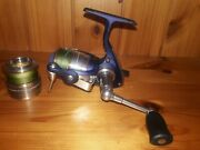 Daiwa Tierra 2000 Model Spinning Reel W/ Spare Spool - Great Condition Used