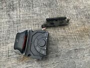 03-08 Mercedes Sl55 Amg Sl500 Convertible Top Roof Abc Mirror Control Switch Oem
