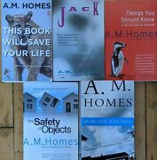 A M Homes Music For Torching This Book Will Save Your Life Safety Of Objects