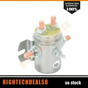 Continuous Duty Solenoid Relay Switch For Ramsey And Tulsa Winches Desert Dynamics