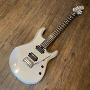 Sterling By Music Man Jp-60 Ss/r John Petrucci Signature Electric Guitar Used