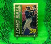 Nelson Cruz Pick Your Card 1/1 Auto Patch Jersey Rc Variations Refractor Rays