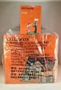 Dept 56 Lot Of 2 The Cemetery House + Scary Treats For A Sweet Le Sv-halloween