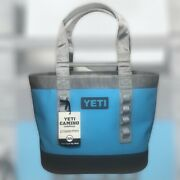 New Yeti Camino Carryall 35 Tote Bag Reef Blue Sold Out Rare Discontinued