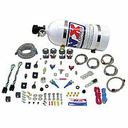 Nitrous Express 20124-12 Ford Dual Stage 12lb Composite Bottle