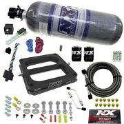 Nitrous Express 30075-12 Stage 6 Nitrous Plate System