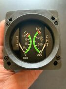Cessna Dual Tit And Cht Indicator - S3318-2