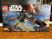 Lego Star Wars Resistance X-wing Fighter 75149 New In Factory Sealed Box