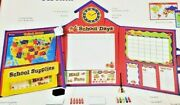 Learning Resouces Pretend And Play Teacher School Weather Map Pointer Doll House