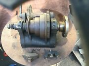 """South Bend Lathe 10"""", Head Stock Belt Drive, Complete, Old 1912, See Descrip"""