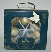 Rare Pottery Barn Kids Baby Harry Potter Golden Snitch Crib Mobile