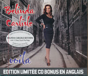 Belinda Carlisle Voila [limited Edition] Rare Out Of Print 2 Cd Set And03907 Sealed