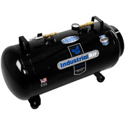 20 Gal. Asme Portable Auxiliary Steel Air Tank With 2 Welded Carrying Handle New
