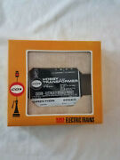 Vintage New In Box Cox Ho Scale Electric Train Hobby Transformer 62 2010 Tracks