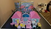 💥vtg My Little Pony Paradise Estate Playset Set Near Complete. With Box💥