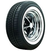 Coker Tire 6764341 American Classic Wide Whitewall Radial Tire 235/60r16 2-1/8 W