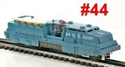 Lionel Pw 44 U.s.army Mobile Missile Launcher Powered /363/ 1959-62