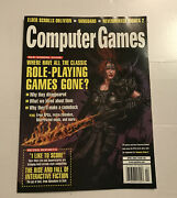 Computer Games Magazine April 2006 Issue 185 Old-school Issue