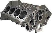 World Products 084130rc-904 Motown Cast Iron Engine Block Small Block Chevy 400