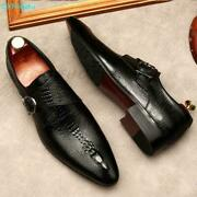2021 Leather Menand039s Oxford Dress Shoes Menand039s Party Wedding Office