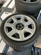 Rolls Royce Oem 20 Inch Stock Silver And Goodyear Tires Genuine Factory Set