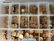 Lot 25 Canada Mixed 70s 80s 90s 2000s 2012 Cent Penny Circ Coins Canadian Pack