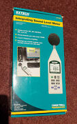New Open Box Extech 407780a Integrating Sound Level Meter With Usb