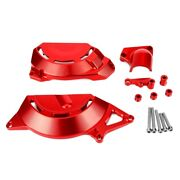 Cnc Aluminum Alloy Engine Stator Cover Protector Fits For Ninja400 18-19