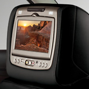 Oem 2015-2018 Cadillac Escalade Front Seat Tv Dvd Headrest Entertainment System