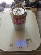 Rare Diet Coke Can Factory Sealed Nearly Empty