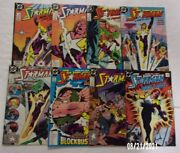 Starman 1988 Near Complete Vf/nm Set Good Read 1 To 45 Missing 2,7,8