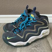 """Nike Air Pippen 1 """"midnight Navy"""" - Scottie Pippen, Size 9 - Free Shipping"""