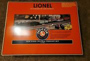 Lionel Train 6-21956 New York Central Freight Complete Set New In Box