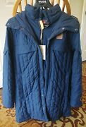 Columbia Star Wars Han Solo Echo Base Parka - Size Large 34 Of 1980