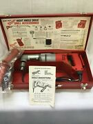 Milwaukee 3107-1 Electricians Right Angle Drive 120v New/old Stock