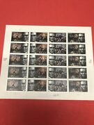 Scott4380-83 Abraham Lincoln Mint Sheet Of 20 Postage Stamps-mnh-20-2009