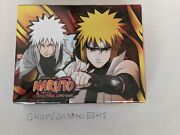 Naruto Ccg Tcg Set 10 Lineage Of Legends Sealed English Booster Box - Rare