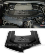 Carbon Fiber Front Engine Valve Cover For 09-15 Cadillac Cts-v Gm Factory Style