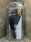 Browning Picatinny Rail Base For T-bolt 20 Moa 12529