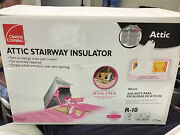 Owens Corning Attic Stairway Insulator Tent Cover 25-1/2 In. X 54 In. R11