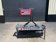 4ft Titan Implement 8104 Three Point Hitch Spike Aerator
