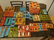 Amerock 1970's Copper Brass Metal Drawer Pulls Hinges Knobs About 138 Pieces
