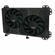 Afco Cooling 80284prob Double Pass Heat Exchanger With Dual Fans, Harness, And R