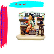 Hummel Merry Wanderer Generations Of Excellance, 2001, W/pallete Pin, Le