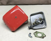 Mantis Tiller Choke Plate Assembly, Air Filter Base With Cover