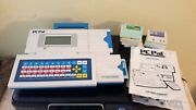 Vintage 1989 Vtech Pc Pal Kid's Educational Computer Electronic Game + 72 Games