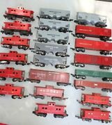 22 American Flyer Freight Cars Lot Group 630 913 924 642 640 631 641 638 Jb